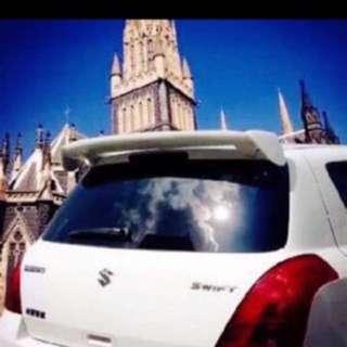 Universal - MVP/SUV/HATCHBACK Car Spoiler