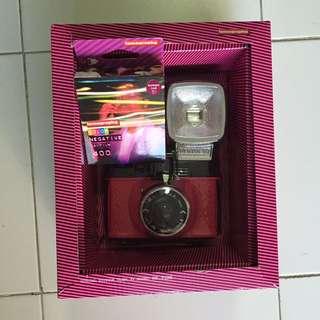 Diana F+ Mr Pink Lomography Camera
