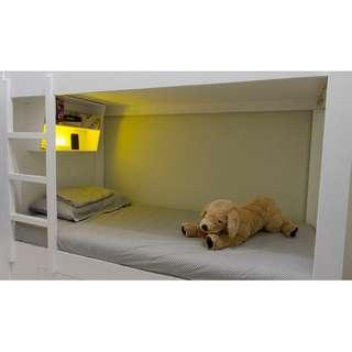 bedspacer for rent Ortigas CBD Pasig