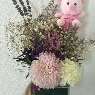 Flower Bouquet Budget
