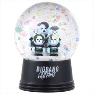 KRUNK x BIGBANG Last Dance Ver. Snow Globe (BIGBANG)
