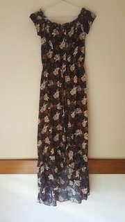 BNWT. Off shoulder dress