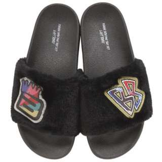 [LASTDANCE in JAPAN] BIGBANG Fur Sandals