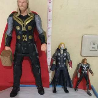 US Thor Action Figure