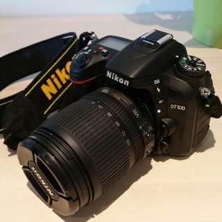 Nikon DSLR D7100
