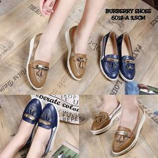 BURBERRY WEDGES SHOES 6012-A