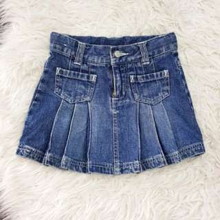 Renew Denim Skirt (3-4yrs old)