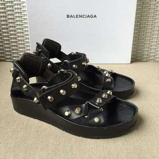 Balenciaga Strap Sandals