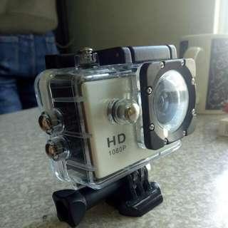 Action camera(gopro gopronan 😁😅)