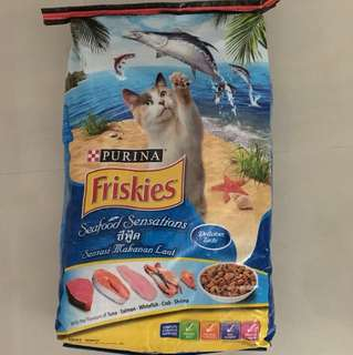 Purina Seafood Sensation