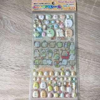 Sumikko Gurashi planner sticker