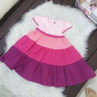 Poney dress (2-3 y/o)