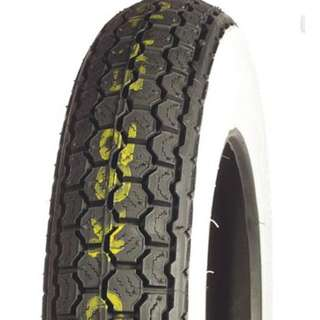 Whitewall Tyre CONTINENTAL K62 PROMO 10% off