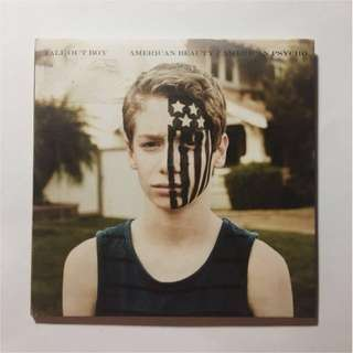 [WTS] fall out boy - american beauty/american psycho album