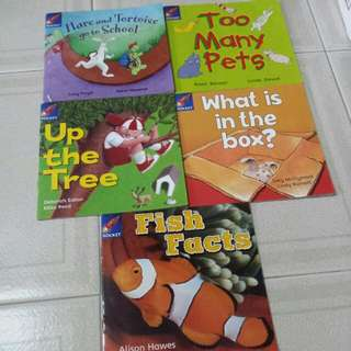 Rigby Rocket Readers - assorted titles