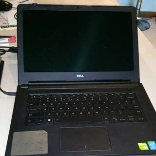 Dell Laptop inspiron 14, 5000 series