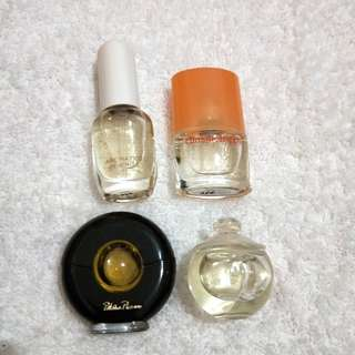 Mini Fragrances EDPs or EDTs