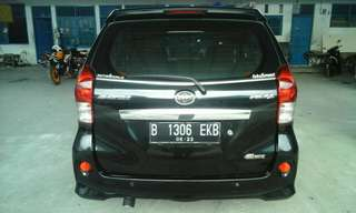 T new Avanza veloz AT 2012 hitam