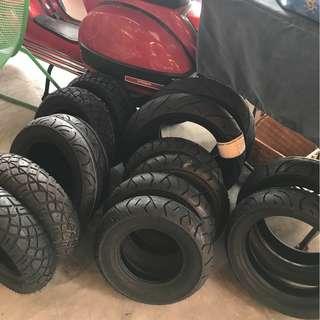 Brand New Heidenau Tyres