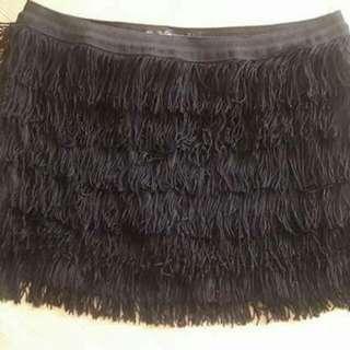 Zara flapper skirt