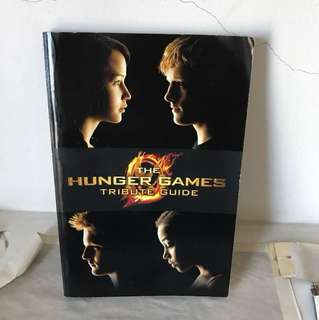 THE HUNGER GAMES TRIBUTE GUIDE