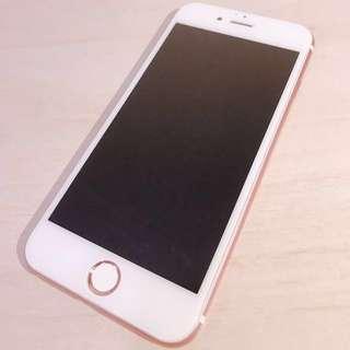 6s 64G 玫瑰金 二手機 #告別舊蘋果