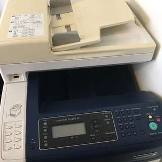 Fuji Xerox DocuPrint CM305 df Printer
