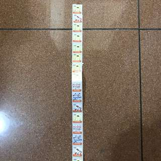 萬寧印花包郵32個雅芳婷 OTO Sanrio