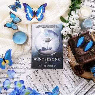 ☄❄ wintersong - s. jae-jones [BRAND NEW HARDBACK]