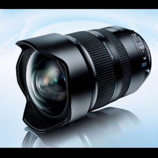 Tamron SP 15-30mm f/2.8 Di VC USD Lens For Canon and Nikon mount