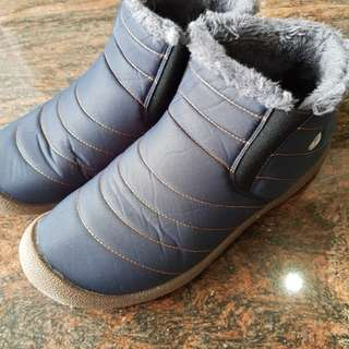 Winter shoe for man