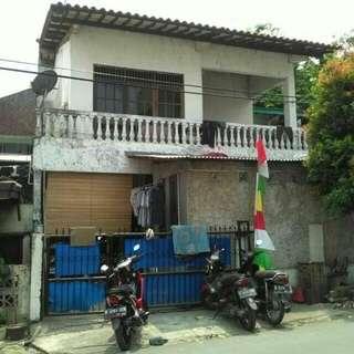 Rumah  di saharjo belakang kota casablanca