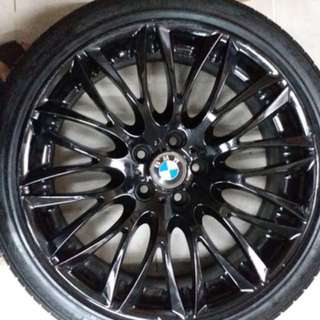 19 Inch Original BMW Tyre Rims