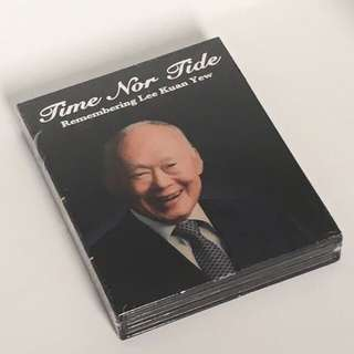 Brand New Remembering Lee Kuan Yew DVD