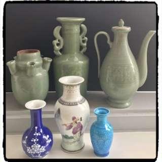 Antique Porcelaine