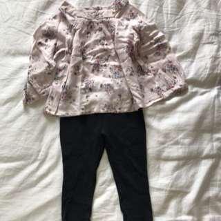 Next uk Girls blouse