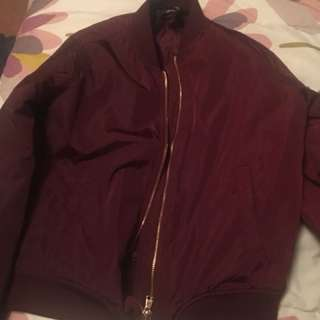Selling this bomber jacket