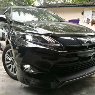 Toyota Harrier 2.0 (A) Premium Advance ~ Year 2015. UNREGISTERED