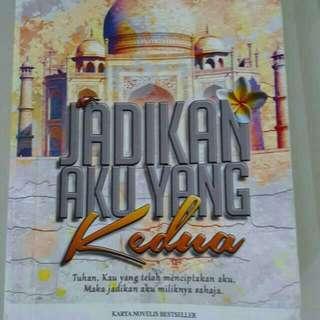 Malay Novel - Jadikan Aku Yang Kedua