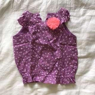Baby girl Top from Gymboree