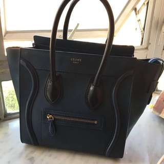 Celine Micro Luggage