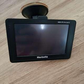 Marbella N30 GPS