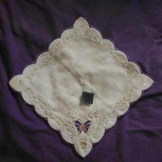 ANNA SUI mini hand towel / towel hankerchief