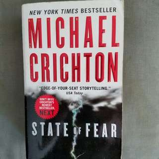 State of Fear - English Book