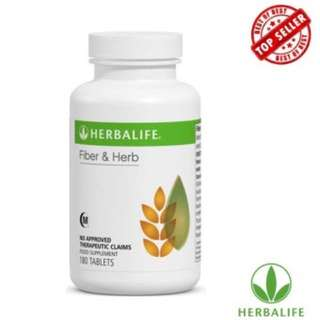 Herbalife Fiber and Herbs