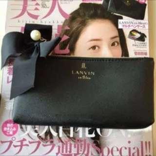 Lanvin en bleu 日本雜誌附錄 筆袋