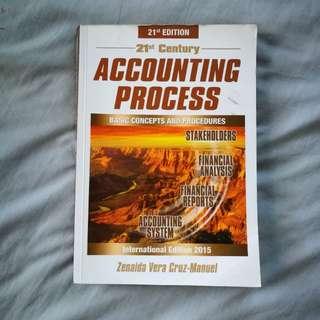 Accounting Process edition 2015