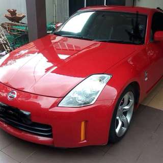 Nissan fairlady 350z manual transmissiob
