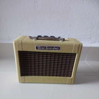 Fender Guitar Mini Twin Amp