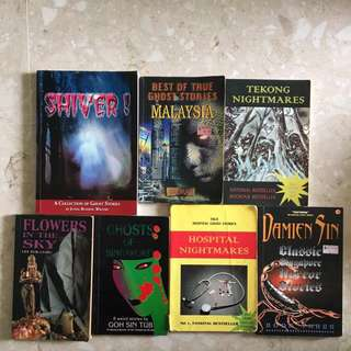 Horror Story Books
